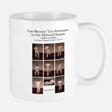 """Late Bloomer-Live"" (Right Hand) Mug"