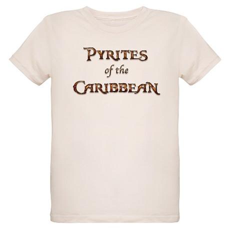 Pyrites Organic Kids T-Shirt