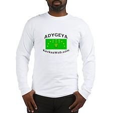 Long Sleeve T-Shirt KavkazWeb.com