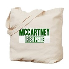 McCartney irish pride Tote Bag