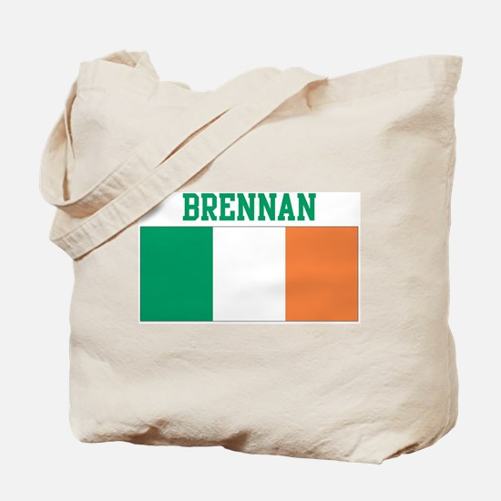 Brennan (ireland flag) Tote Bag