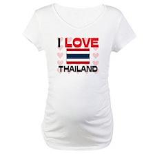 I Love Thailand Shirt