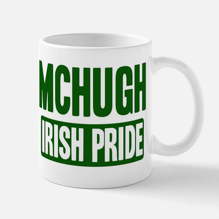 McHugh irish pride Mug