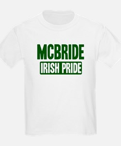 McBride irish pride T-Shirt