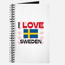 I Love Sweden Journal