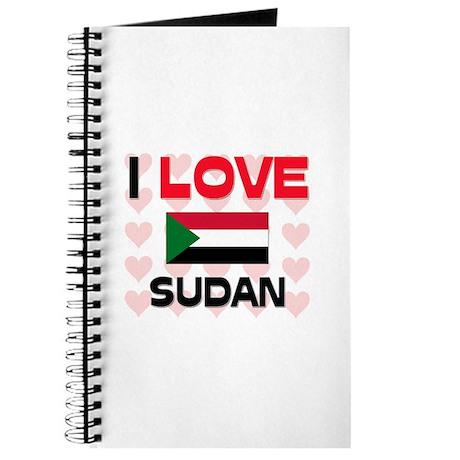 I Love Sudan Journal