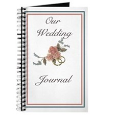Cute Bride's diary Journal