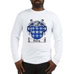 Darcy Coat of Arms Long Sleeve T-Shirt