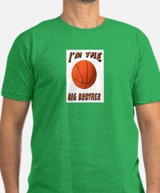 I'm the Big Brother Basketbal T