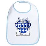 Darcy Coat of Arms Bib