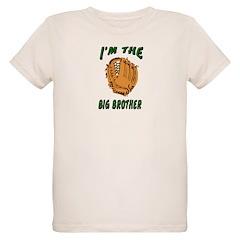 I'm the big brother Organic Kids T-Shirt