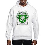 Dargan Coat of Arms Hooded Sweatshirt