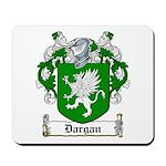 Dargan Coat of Arms Mousepad