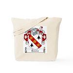Davie Coat of Arms Tote Bag
