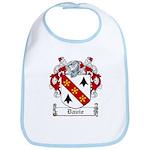 Davie Coat of Arms Bib