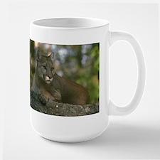 Large Mountain Lion Mug