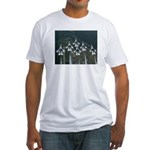 Delta Formation Fitted T-Shirt