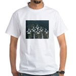 Delta Formation White T-Shirt