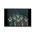Delta Formation Rectangle Magnet (100 pack)
