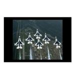 Delta Formation Postcards (Package of 8)