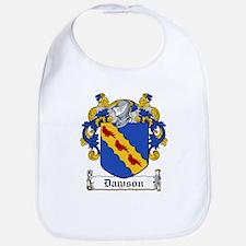Dawson Coat of Arms Bib