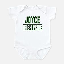 Joyce irish pride Infant Bodysuit