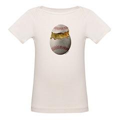 Baseball Chick Tee