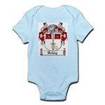 Deasy Coat of Arms Infant Creeper
