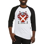 Denney Coat of Arms Baseball Jersey