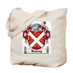 Denney Coat of Arms Tote Bag