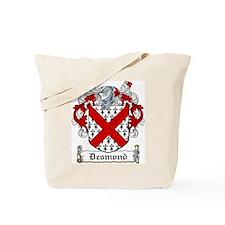 Desmond Coat of Arms Tote Bag