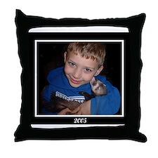 Kevson Throw Pillow