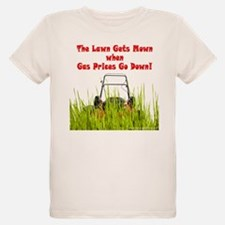 No Lawns for Oil! T-Shirt