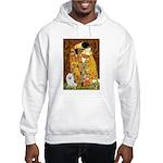 Kiss / Eskimo Spitz #1 Hooded Sweatshirt