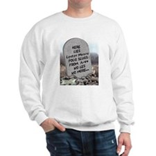 Here Lies Lester Moore Jumper