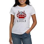 Devereux Coat of Arms Women's T-Shirt
