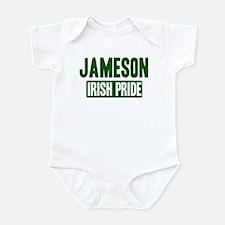 Jennings irish pride Infant Bodysuit