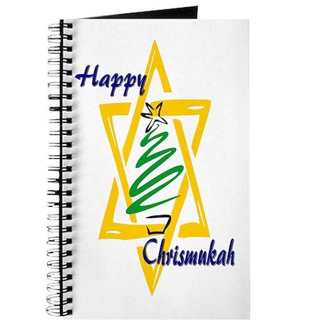 Happy Chrismukah Journal