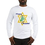 Happy Chrismukah Long Sleeve T-Shirt