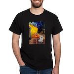 Cafe / Eskimo Spitz #1 Dark T-Shirt