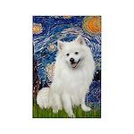 Starry / Eskimo Spitz #1 Rectangle Magnet (10 pack
