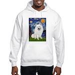 Starry / Eskimo Spitz #1 Hooded Sweatshirt