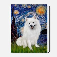 Starry / Eskimo Spitz #1 Mousepad