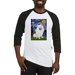 Starry / Eskimo Spitz #1 Baseball Jersey