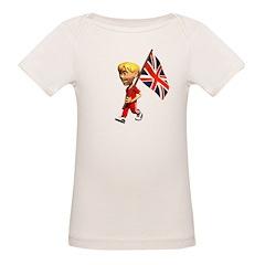 British Boy Organic Baby T-Shirt