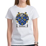 Dinneen Coat of Arms Women's T-Shirt