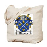 Dinneen Coat of Arms Tote Bag