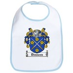 Dinneen Coat of Arms Bib