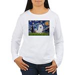 Starry / Eskimo Spitz #1 Women's Long Sleeve T-Shi