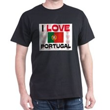 I Love Portugal T-Shirt